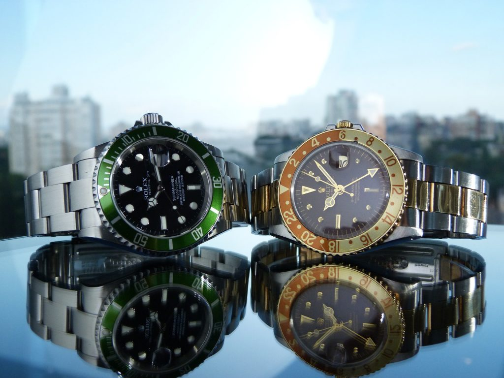 rolex marques montres luxe