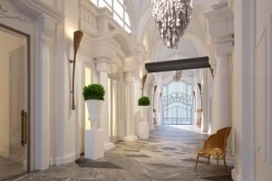 hotel palais luxe budapest marques