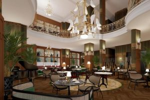 palais hotel luxe reception budapest