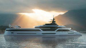 super-yacht luxe cadeaux