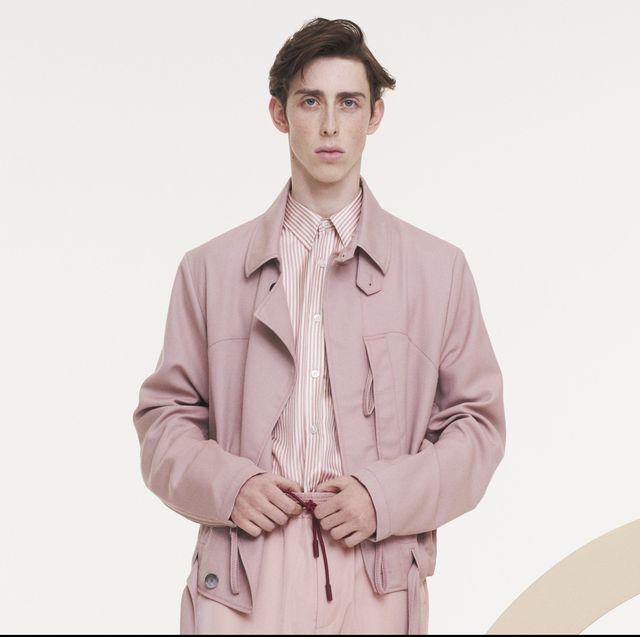 Créez un look rose monochrome