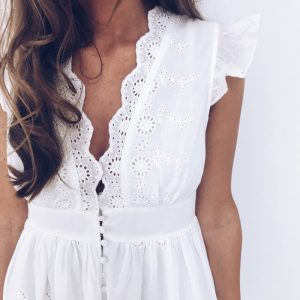 robe blanche cadeaux marques luxe
