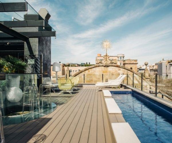 Hôtel Bagh à Barcelone