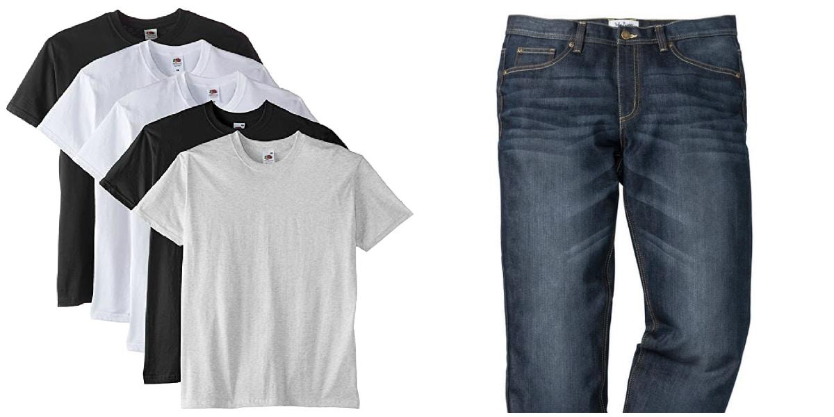 Vêtements minimalistes