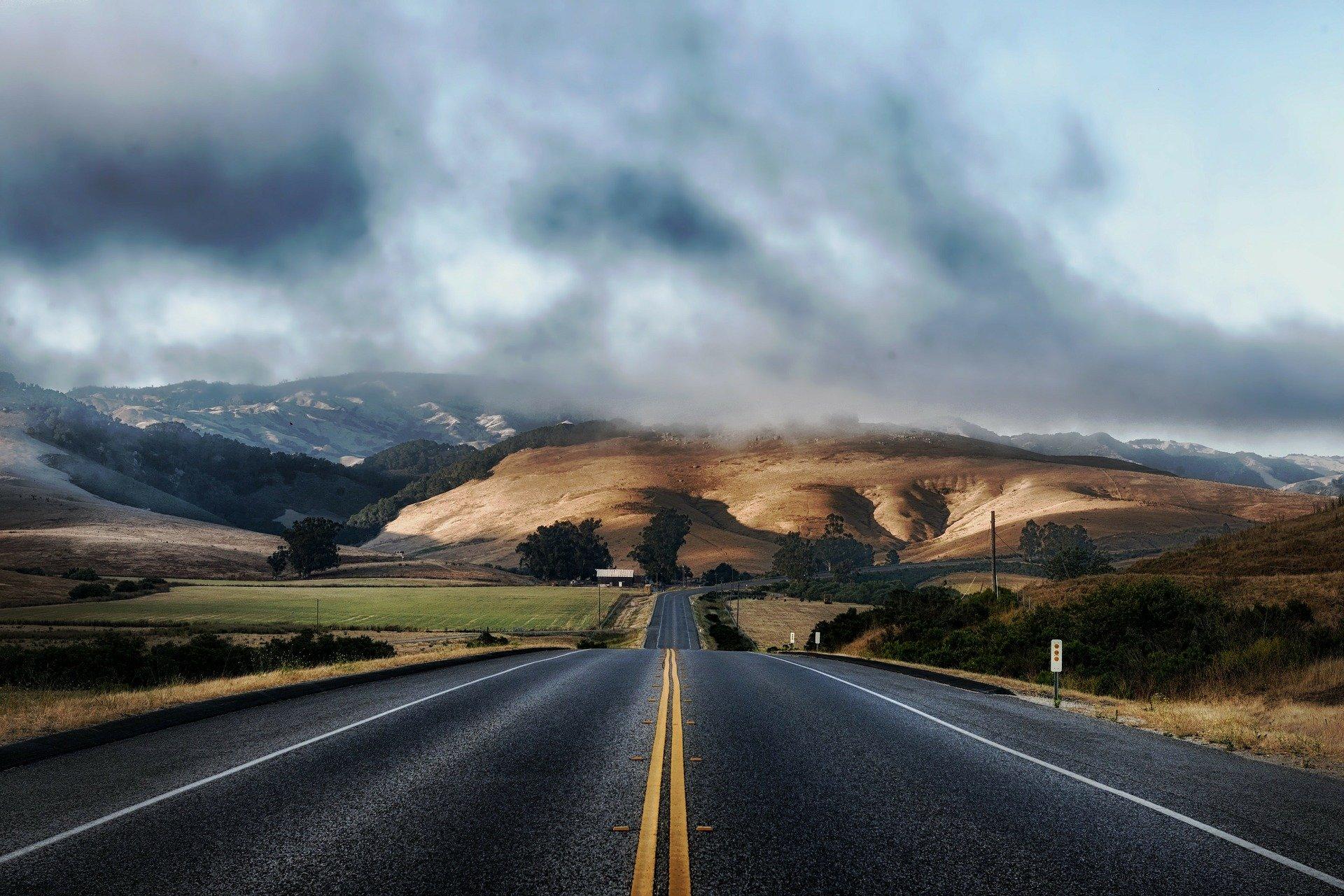 paysage luxe californie