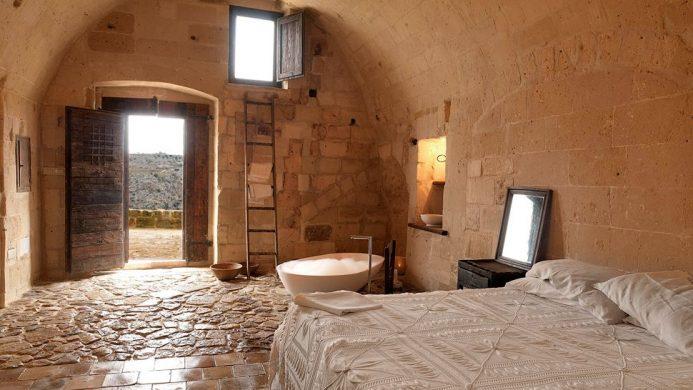 Grotte de Sextantio Civita