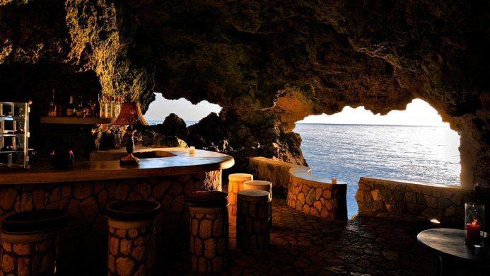 Grotte jamaïcaine