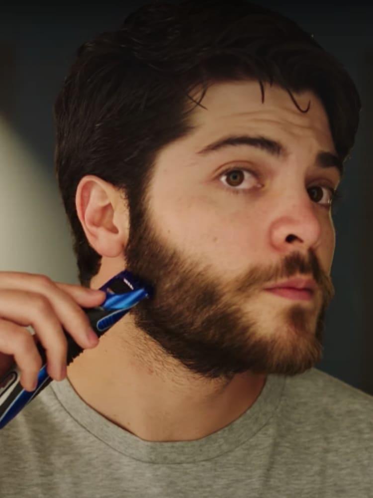 Conseils pour couper les barbes carrées